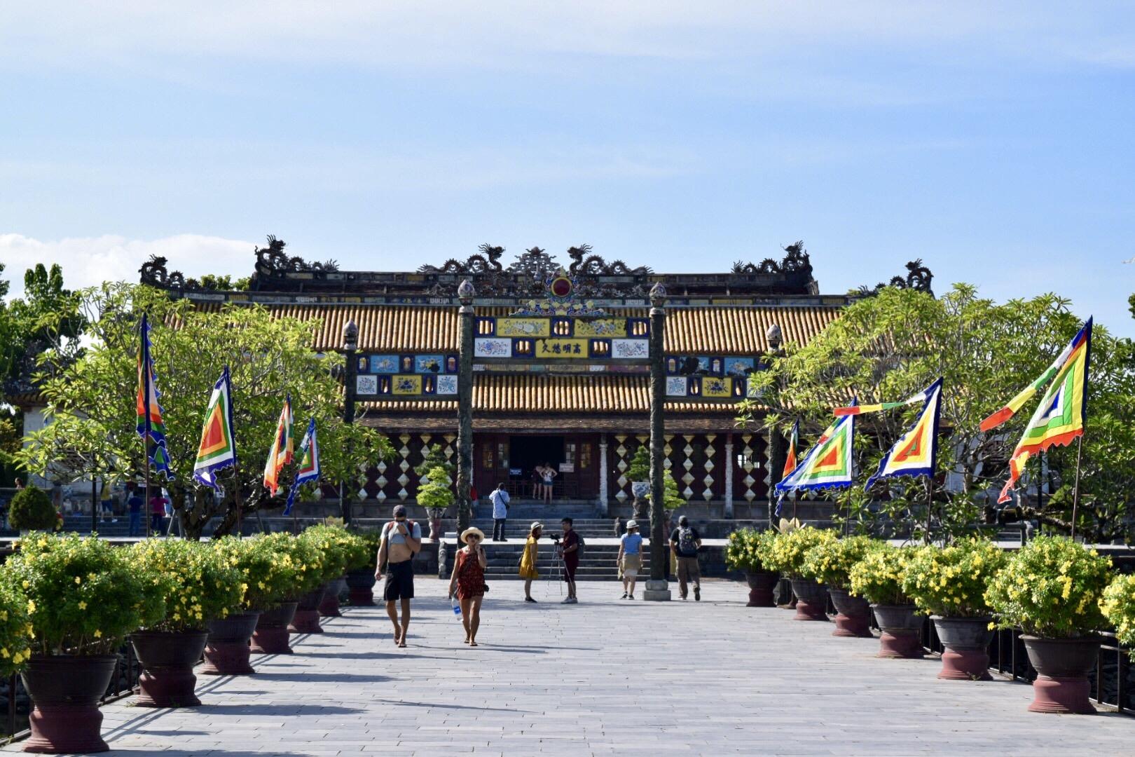 【世界遺産の旅 】フエの歴史的建造物群(ベトナム)