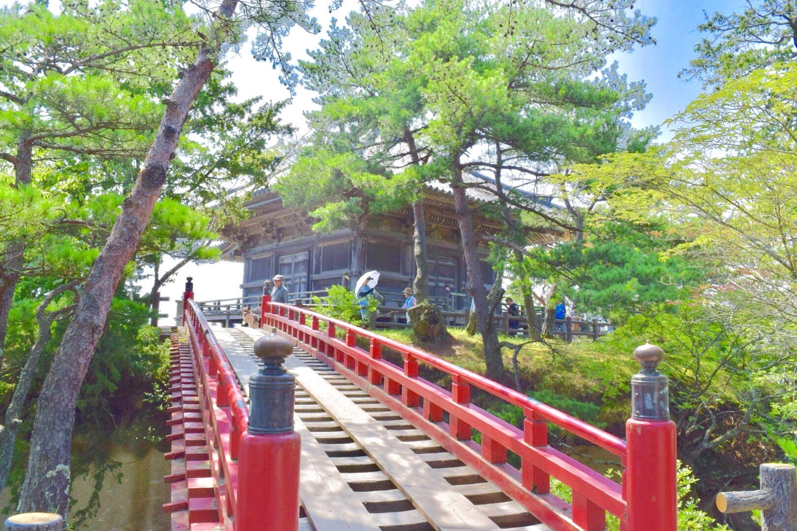 【宮城・松島】半日観光でめぐるオススメ観光ルート!