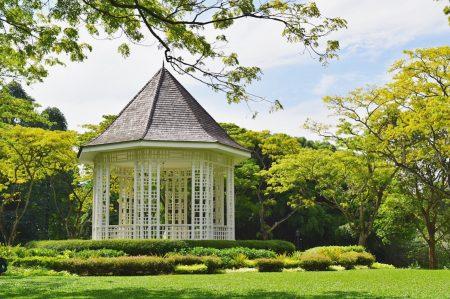 【世界遺産の旅】シンガポール・ボタニック・ガーデン(シンガポール)