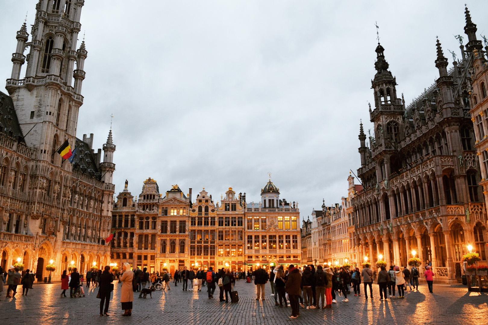 ブリュッセルで至高のひとときを。