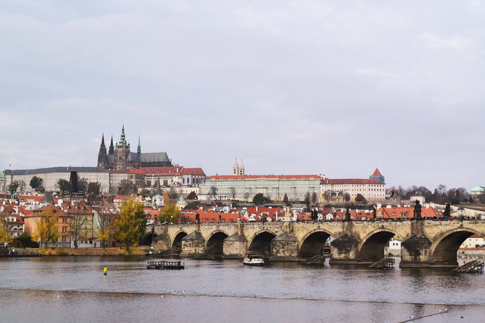 ミュシャ好きによるミュシャ好きのためのプラハ観光