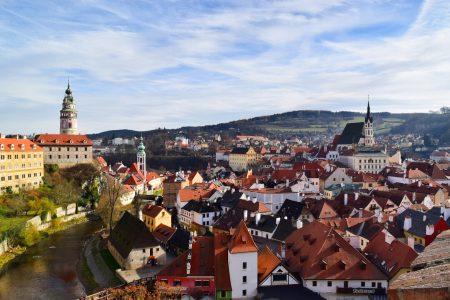 世界一美しい町チェスキー・クルムロフで暮らしてみた!