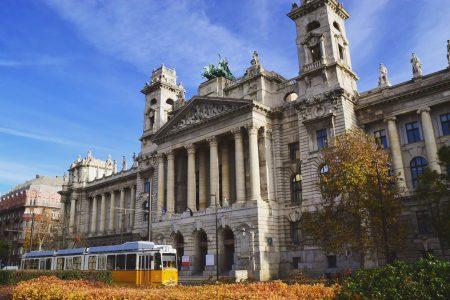 ブダペストの景観