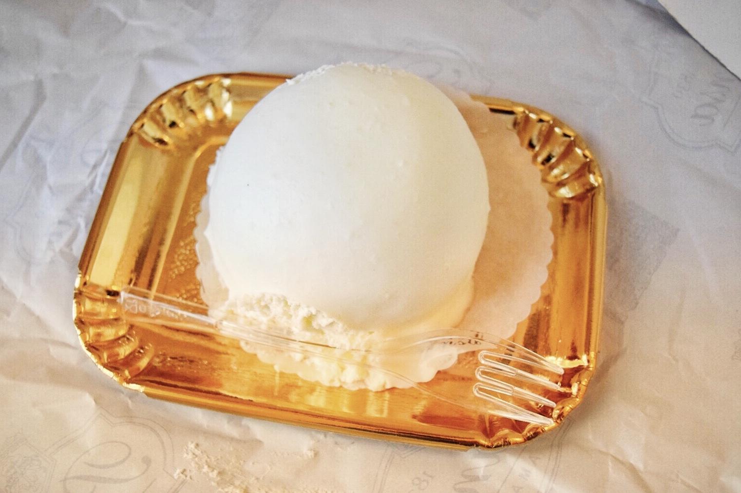 アンドレア・パンサのレモンケーキ