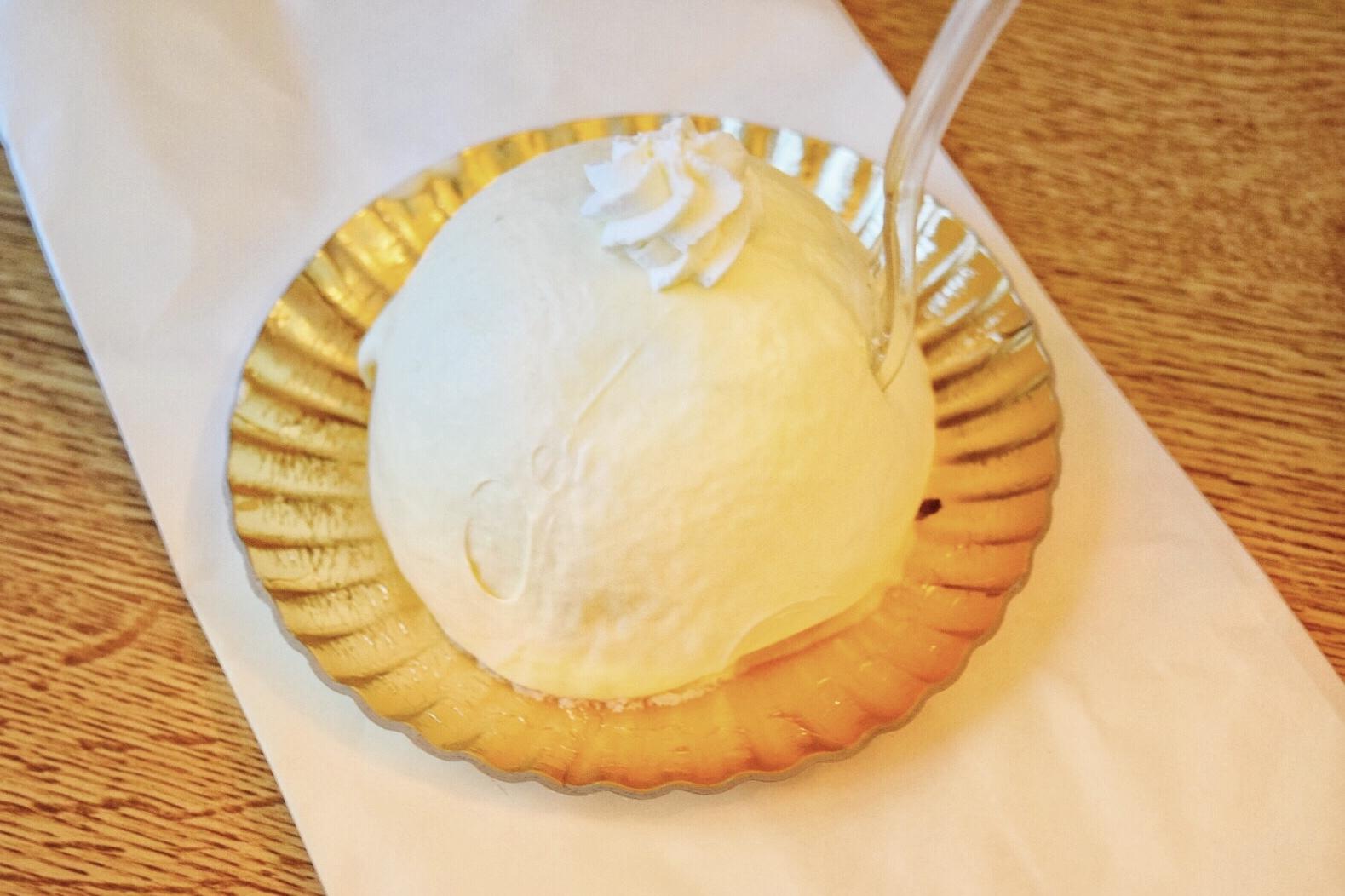 サヴォイアのレモンケーキ